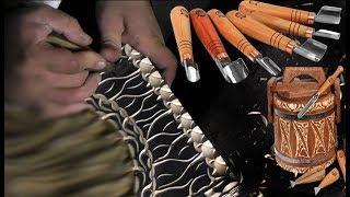 Резьба по дереву для начинающих. Уроки. Инструменты для резьбы.