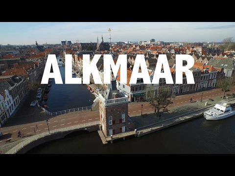 Alkmaar: The best kept secret city in the world!