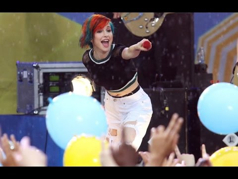 Paramore  Aint It Fun  On GMA 2014