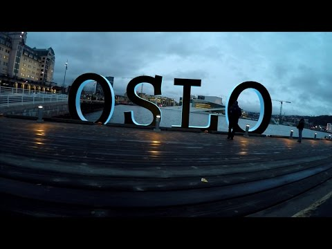 5 Days in Norway - March '16 (Oslo - Tromso - Arctic Circle)