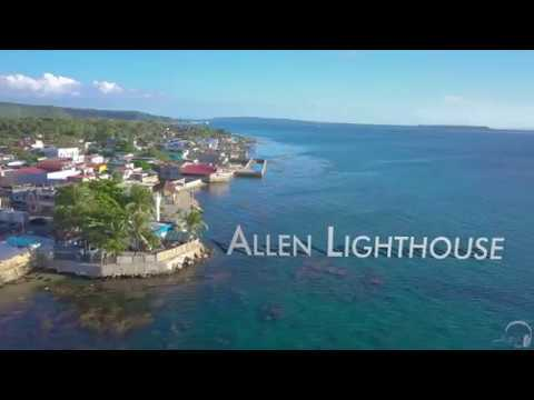 Allen, Northern Samar, Philippines - Connecting Lives For Decades | 4K Drone Video