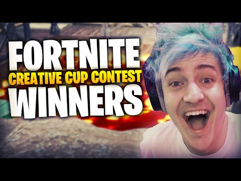 Ninjas Creative Cup Contest Winners!!