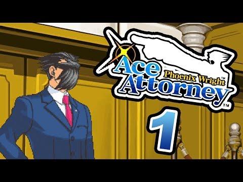 Phoenix Wright: Ace Attorney [1] - El asesinato más fácil de la historia