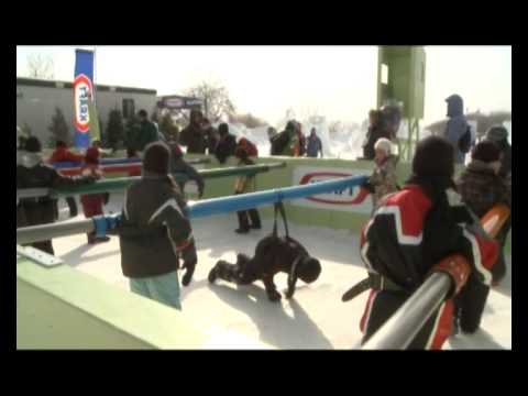 Attractions of Canada: Quebec, Winter Carnival
