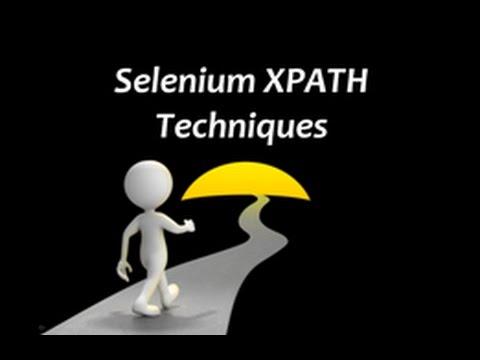 תוצאת תמונה עבור selenium Xpath