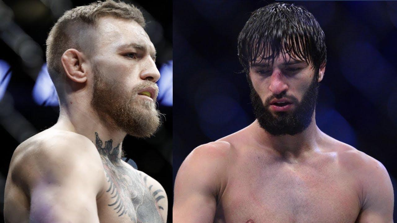 Зубайра Тухугов ответил на пост Конора МакГрегора, боец UFC завершил карьеру - YouTube