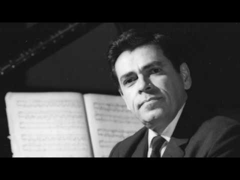 Abbey Simon plays Rachmaninoff's Third Piano Concerto No.3 (1966 concert performance)