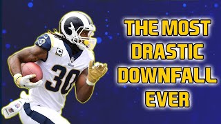 The Rise and Fall of Todd Gurley