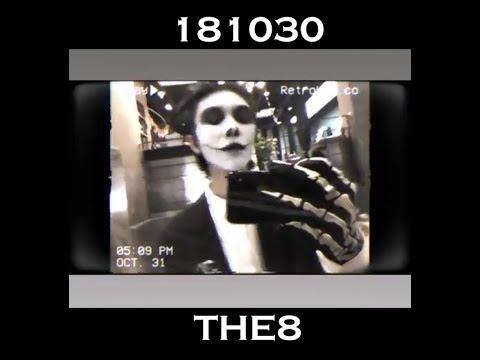 151030 vs 181030 Seventeen The8 - Halloween Day
