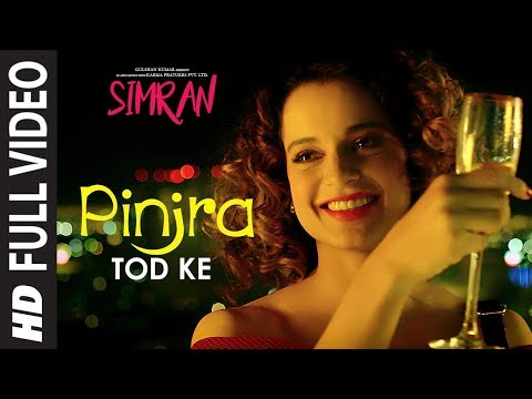 Pinjra Tod Ke Song Lyrics From Simran