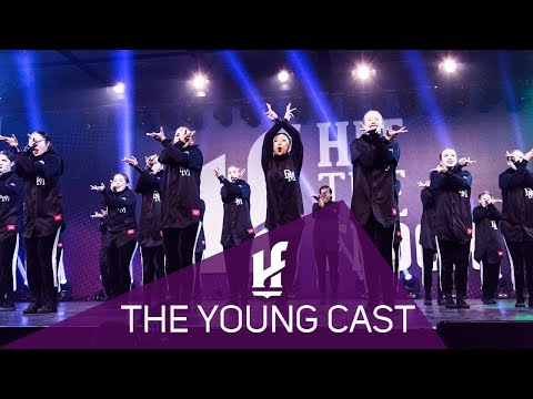 THE YOUNG CAST | Hit The Floor Lévis #HTF2018