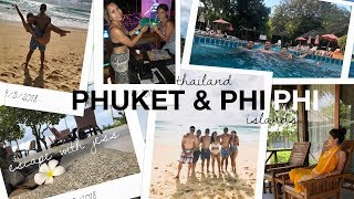 Travel Vlog: Phuket & Phi Phi Island in Thailand | EscapeWithJess