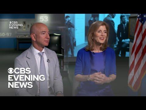 Jeff Bezos and