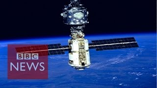 ISS: 15 years orbiting the Earth - BBC News