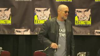 "Michael Rooker Q&A w/ James Gunn surprise ""Appearance"""