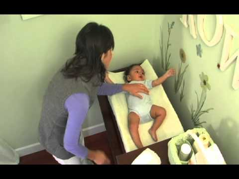 How to Create a Diaper Changing Station in the Nursery | Pottery Barn Kids