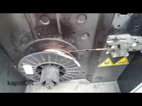 Полезная хитрость для механизма подачи проволоки сварочного полуавтомата