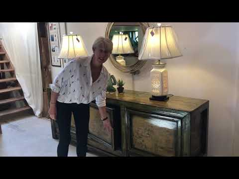 dating a sideboard