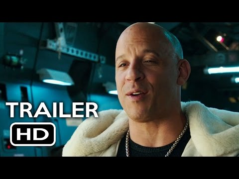 XXx: The Return of Xander Cage Official Trailer #1 (2017) Vin Diesel Action Movie HD
