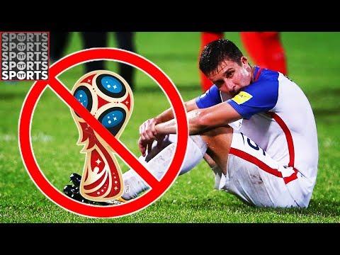 US Men's Soccer Team Misses World Cup