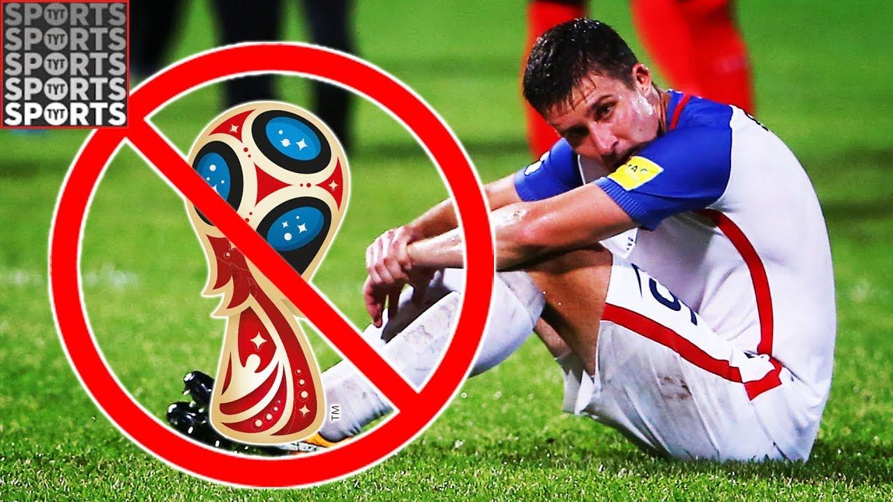 US Men's Soccer Team Misses World Cup - YouTube