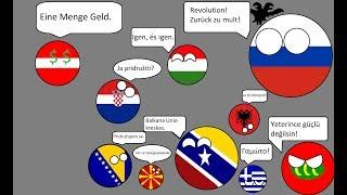 Countryballs AFOE (Hun) 4.rész: Görögország halála, Magyarország növekedése, és Orosz polgárháború