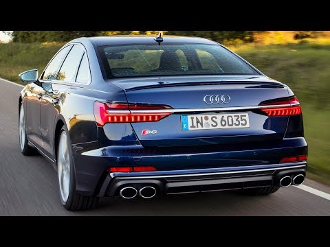 2019 Audi S6 TDI - Fast And Elegant Sedan