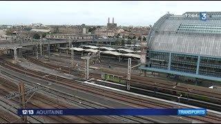 Bordeaux : métamorphose du quartier de la gare Saint Jean avec l'arrivée de la LGV