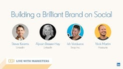 Building a Brilliant Brand on Social