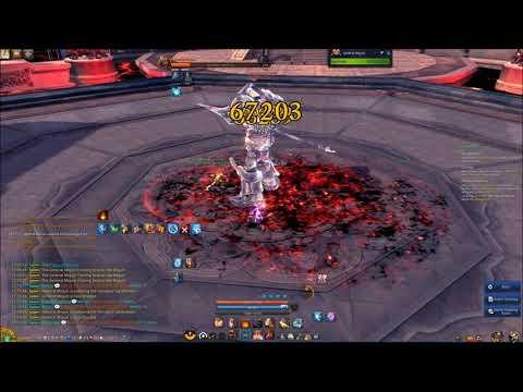 Blade and Soul Gunner Kazuhà DPS Test