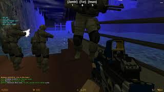 Counter-Strike: Zombie Escape Mod - Ze_BoatEscape_Dp   Dark Professional [RECONFIGURED] / Видео