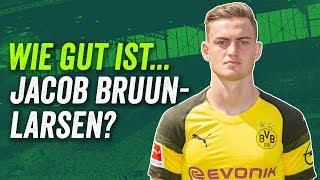 Jacob Bruun-Larsen: Bei Borussia Dortmund im Schatten von Sancho und Pulisic? Scouting Report