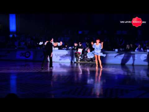 Спортивные бальные танцы на Сходне
