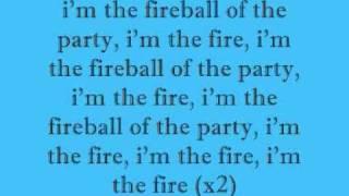 Willow Smith - Fireball feat. Nicki Minaj [OFFICIAL LYRICS]
