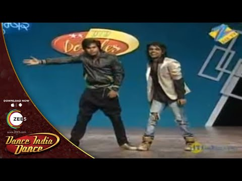 Prince and Siddhesh STUNNING Performance - DID Doubles Mumbai Audition
