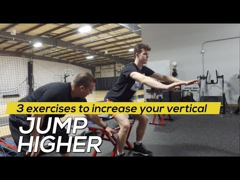 How to increase your vertical jump (at-home exercises)