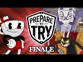 Prepare To Try: Cuphead Finale: The Devil