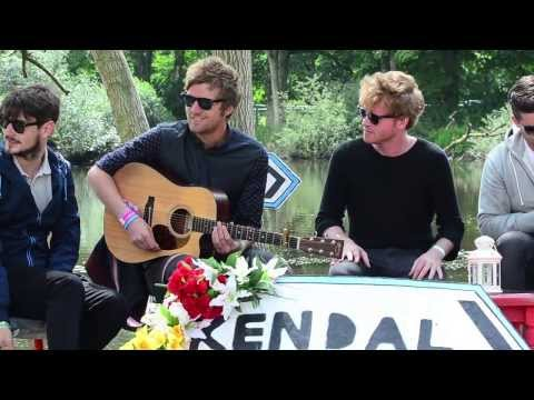 Kodaline // Way Back When // Lakeside Session at Kendal Calling 2013