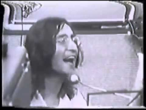 John Lennon Funny Let it Be: Let it A, Let it B, Let it C, Let it D