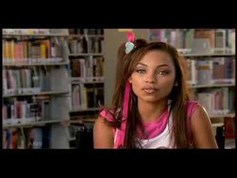Sasha from the bratz movie