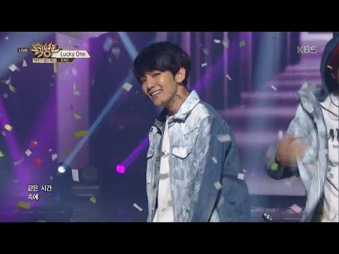 뮤직뱅크 - EXO, 무대를 압도하는 카리스마!.20160624