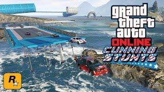 Download lagu Cunning Stunts Races w/ Swiftor, McJuggerNuggets, Daym Drops & More (GTA Online Live Stream)