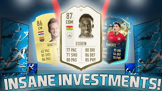 THE BEST INVESTMENTS TO MAKE COINS ON FIFA 20 ULTIMATE TEAM THIS WEEK! FIFA 20 TRADING TIPS!