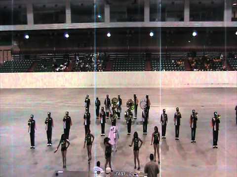 Frayser High School @ Green Revue 2012