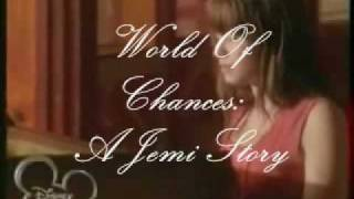 World Of Chances: {A Jemi Movie} Part 4
