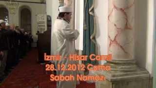 Remzi Er - Hisar Camii Sabah Namazı Ve Dua 28.12.2012