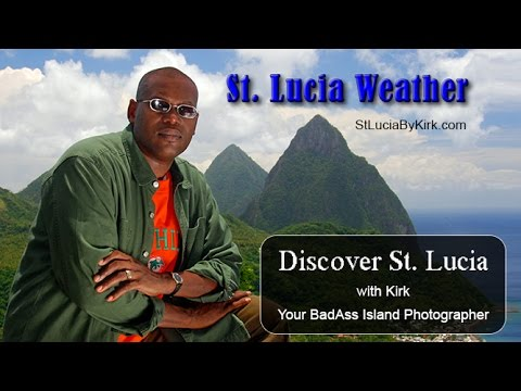 St Lucia Weather