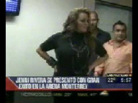 Jenni rivera espectaculos televisa en su visita a la for Espectaculos televisa recientes