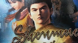 Classic Game Room - SHENMUE review for Sega Dreamcast