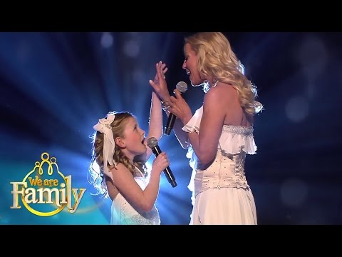 Tyra zingt 'Hurt' van Christina Aguilera | We Are Family 2015 | SBS6